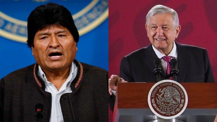 México le concederá asilo político a Evo Morales