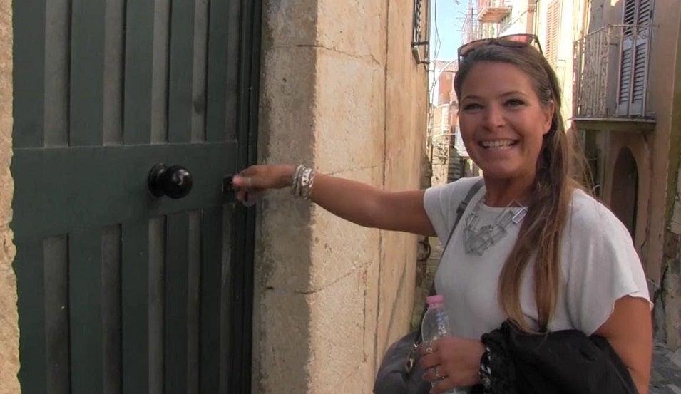 La argentina que compró su casa por un euro en Italia