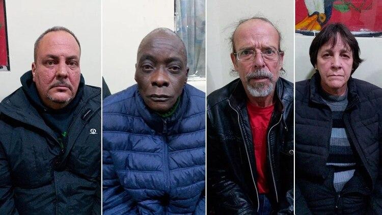 Detuvieron a cuatro cubanos que portaban grandes sumas de dinero, acusados de incentivar las revueltas en Bolivia