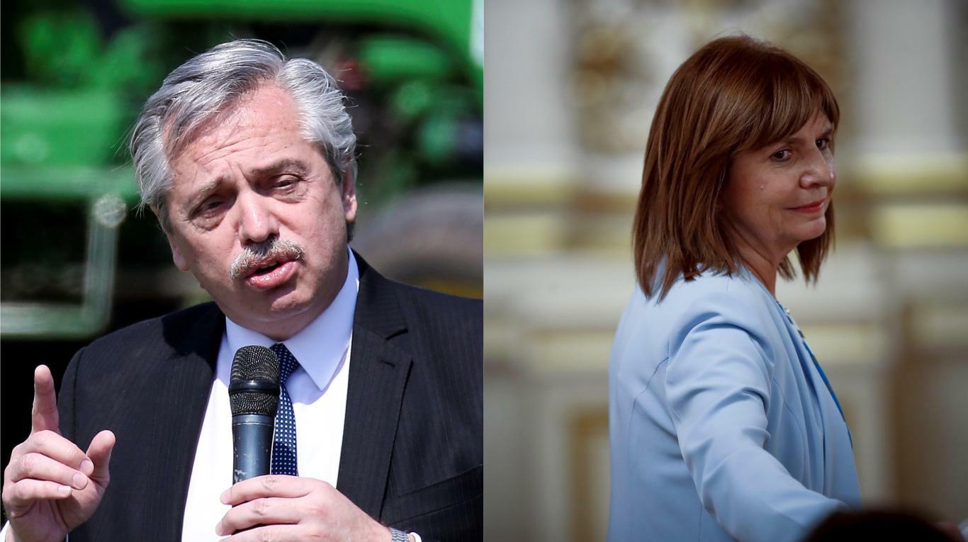 Alberto Fernández dejará sin efecto varios de los protocolos de seguridad impuestos por Bullrich