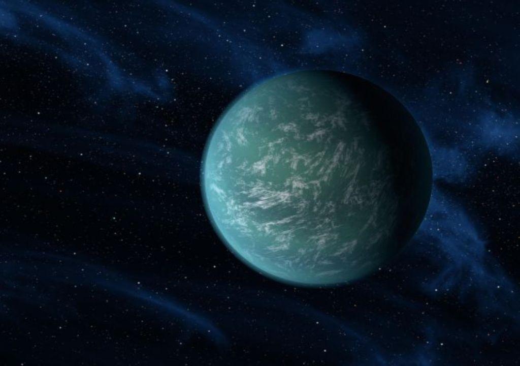 Encuentran una super Tierra con órbita similar a la de nuestro planeta.